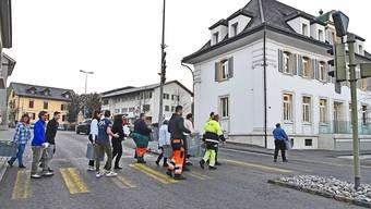 Züglete Gemeindeverwaltung Schönenwerd