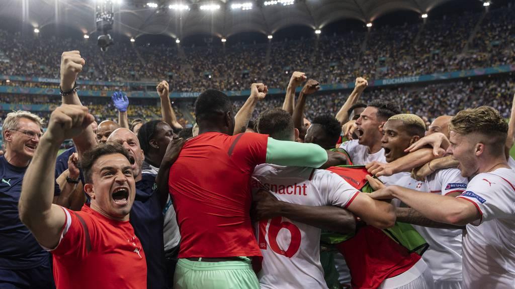 5 Gründe, warum die Schweiz gegen Spanien gewinnt