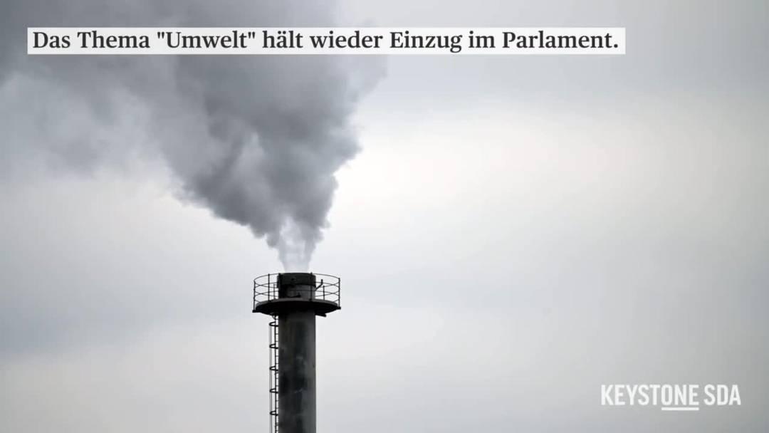 CO2-Gesetz: Das Klima ist zurück im Parlament