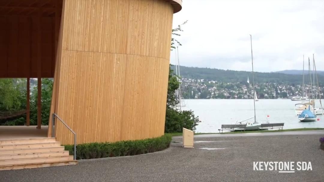 ZKB-Erlebnisgarten in Zürich überraschend geöffnet
