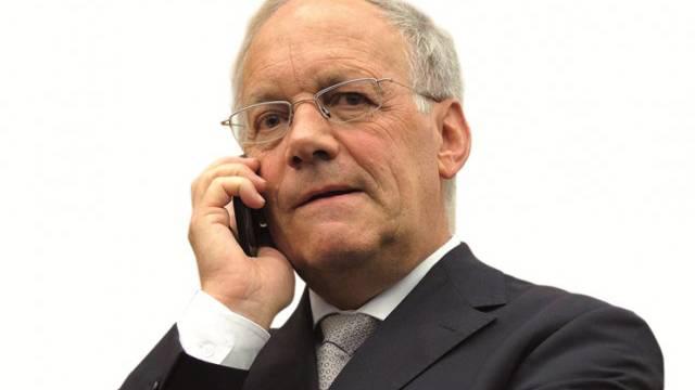 Der Wirtschaftsminister hatte valable Alternativen zu seinem Geschäftsfreund Roman Boutellier. Foto: Laurent Gillieron - Keystone
