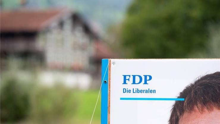 Alle Parlamentskandidaten der FDP haben von Bundesrat Didier Burkhalter einen Dankesbrief für ihren Einsatz im Namen der Partei erhalten. Abgefasst ist das Schreiben auf amtlichem Briefpapier.