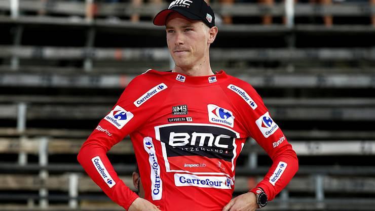 Rohan Dennis - der erste Leader der 73. Vuelta