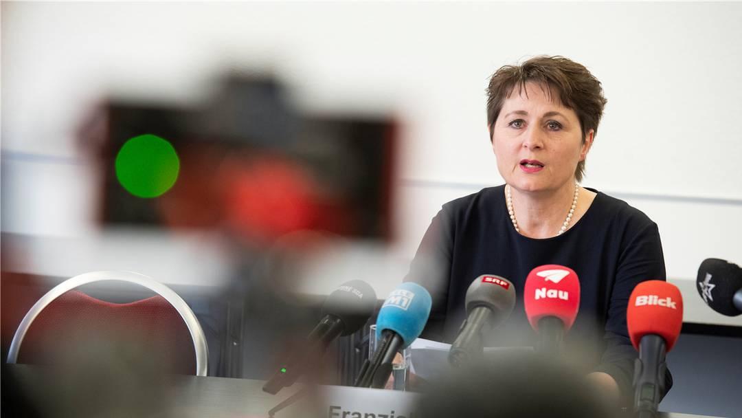 Bericht über Franziska Roth soll veröffentlicht werden