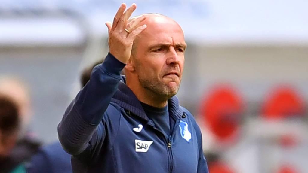 Hoffenheim trennt sich per sofort von Trainer Schreuder