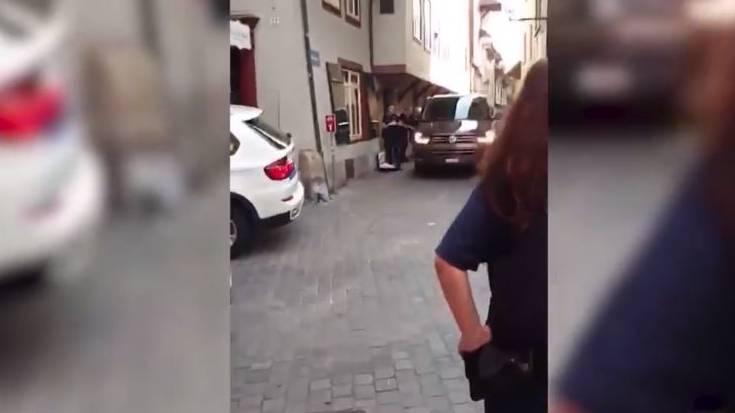 Aarau: Drei Raubüberfälle in wenigen Minuten