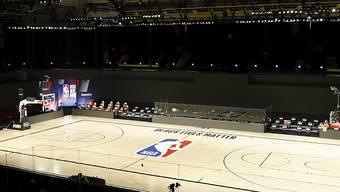 Der Streik der Milwaukee Bucks hatte Signalwirkung: Teams und Spieler in der NBA verzichteten auf ihre Wettkämpfe.