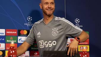 Gute Erinnerungen: Erik ten Hag mischte vergangene Saison mit Ajax die Champions League auf