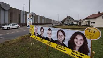 Dem Smiley ist das Lachen vergangen. Im Wahlkampf 2021 werden keine BDP-Plakate mehr zu sehen sein.