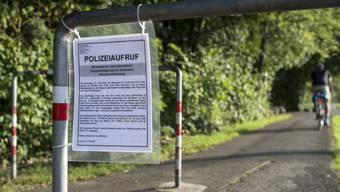 Polizeiaufruf beim Dammweg in Emmen, wo die Frau vergewaltigt wurde.