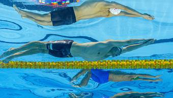 Die Schwimm-WM in Südkorea wird von einem Unglück am Rande des Geschehens mit mindestens zwei Todesopfern überschattet. (Symbolbild)