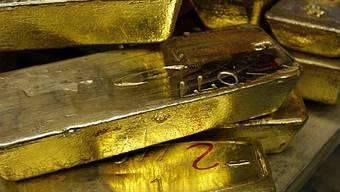China besitzt mehr Gold als die Schweiz