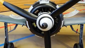 Ausstellung der Modellfluggruppe Fricktal
