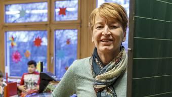 Die Lehrerin und Politikerin Nicole Hirt kämpft unter anderem für mehr Transparenz in der Grenchner Politik.