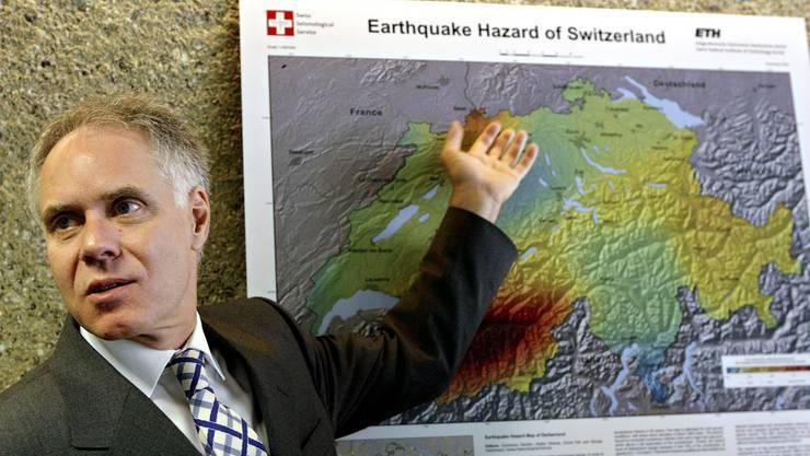 Moritz Leuenberger wollte schon vor über vier Jahren eine Erdbebenversicherung.
