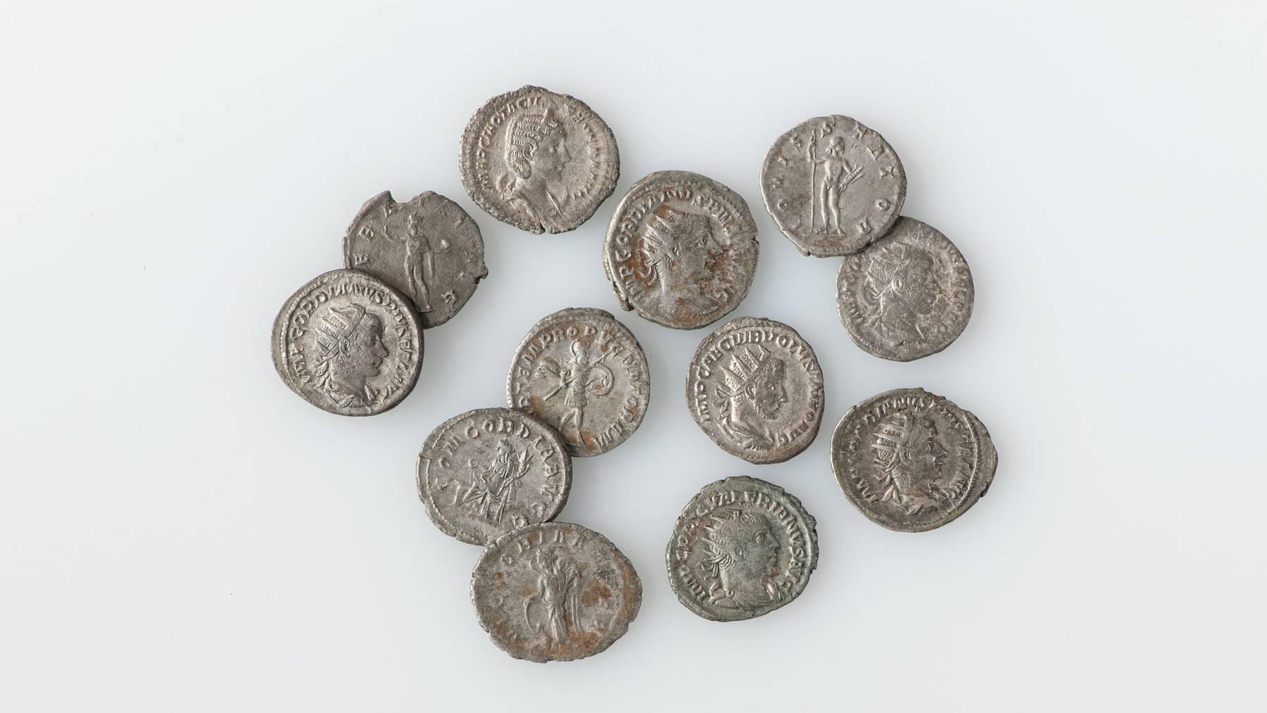 Schatz aus der Römerzeit am Zugerberg gefunden