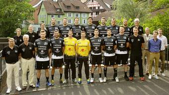 Das Team des STV Baden für die neue Saison.