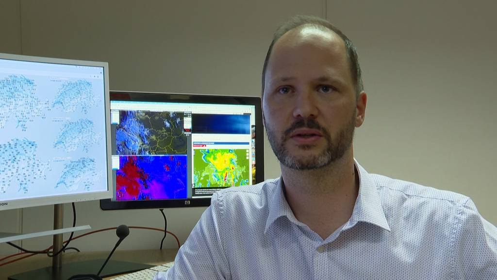 Meteorologe: «Der weitere sintflutartige Regen in den nächsten Tagen wird sehr kritisch»