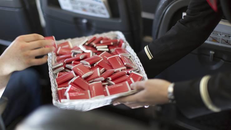 Chocolat Frey liefert neu die Schokolade für die Swiss