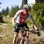 Mathias Flückiger fährt an der Marathon-WM knapp am Podest vorbei