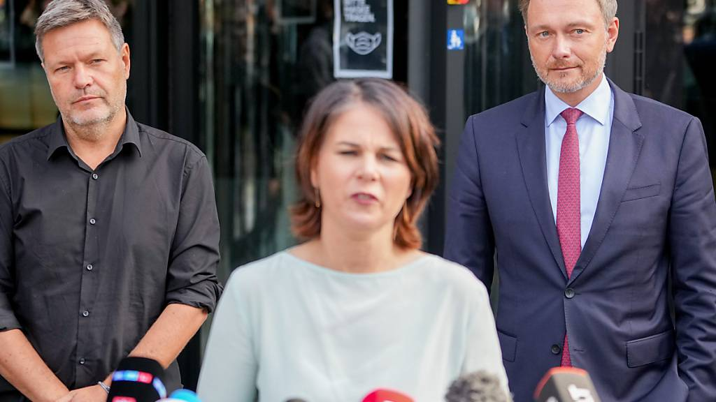 Lindner signalisiert Anspruch auf Finanzressort - Habeck verärgert