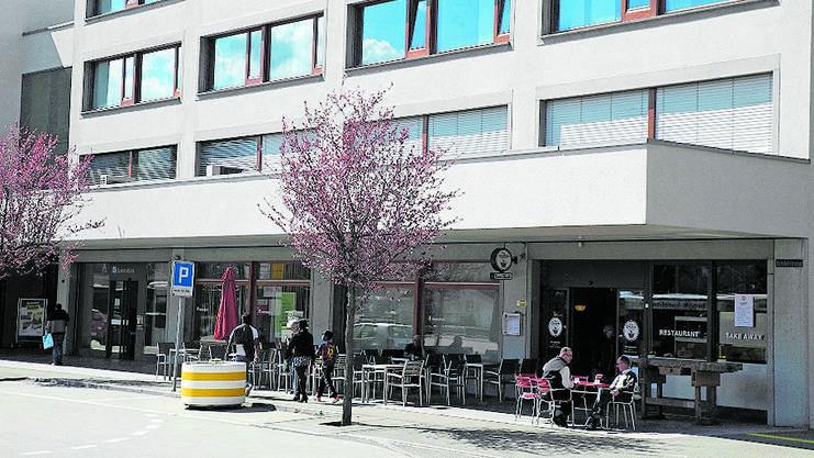 272 Quadratmeter sind zu haben: Coop Laufenburg.