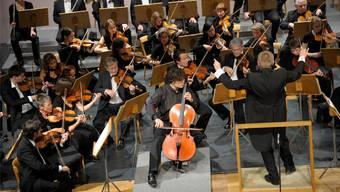 Mit dem Grenchner Kulturpreis ausgezeichnet: Das Stadtorchester