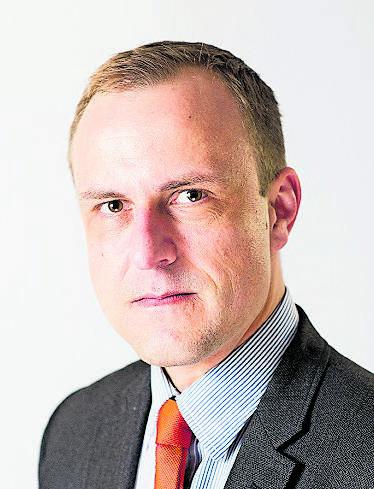 Peter Neumann forscht am King's College in London zu Radikalisierung und politischer Gewalt.