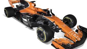 Die Partnerschaft von Honda mit McLaren verkam zur Farce