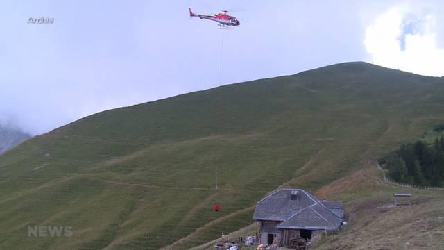 Kanton Freiburg fordert wegen Trockenheit Hilfe der Armee