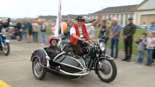Love Ride: 400'000 Franken für einen guten Zweck