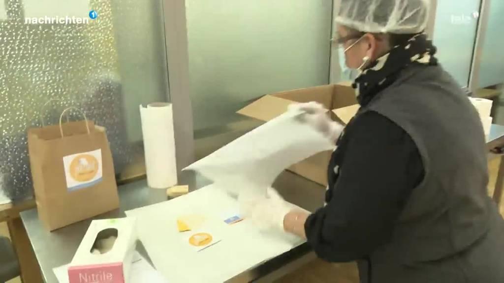 Der WC-Papier-Lieferdienst