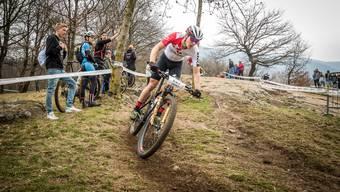 Impression von der ersten Etappe des Proffix Swiss Bike Cup in Rivera