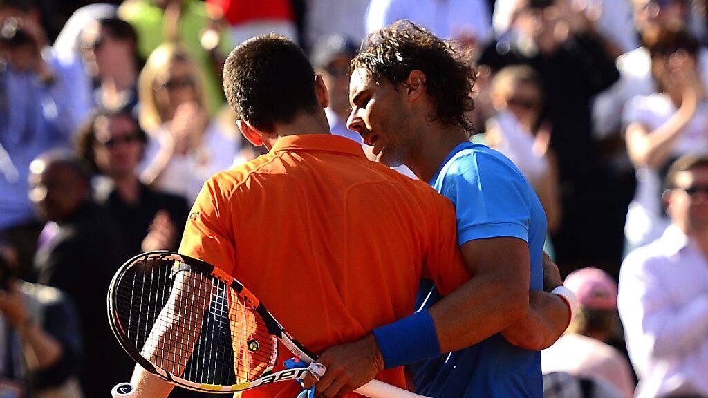 Am 3. Juni 2015 fügte Djokovic dem Seriensieger Nadal eine von nur zwei Niederlagen in Roland Garros bei
