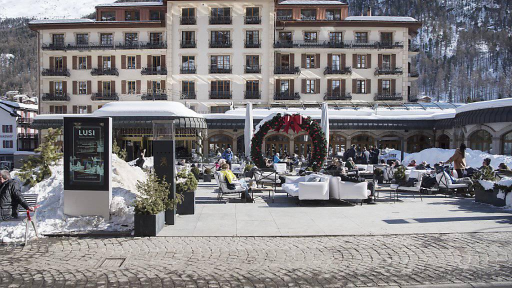 Hoteliers sind mit Winter zufrieden