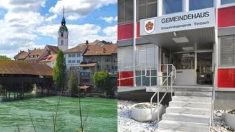 Olten löst Solothurn als grössten Nettozahler in den Finanzausgleich ab. Niemand bekommt mehr Beiträge als Oltens Nachbargemeinde Trimbach.