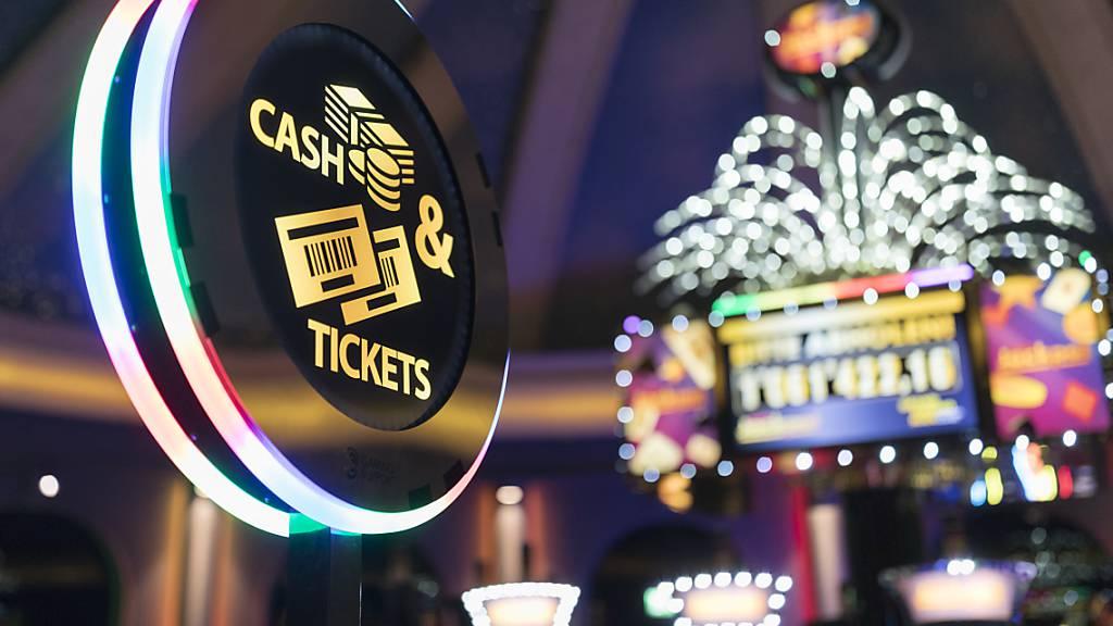 «Rien ne va plus», heisst es für immer mehr Spieler von Casinos und Online. Die Zahl der Spielsperren ist per Ende 2019 deutlich angestiegen. (Symbolbild)