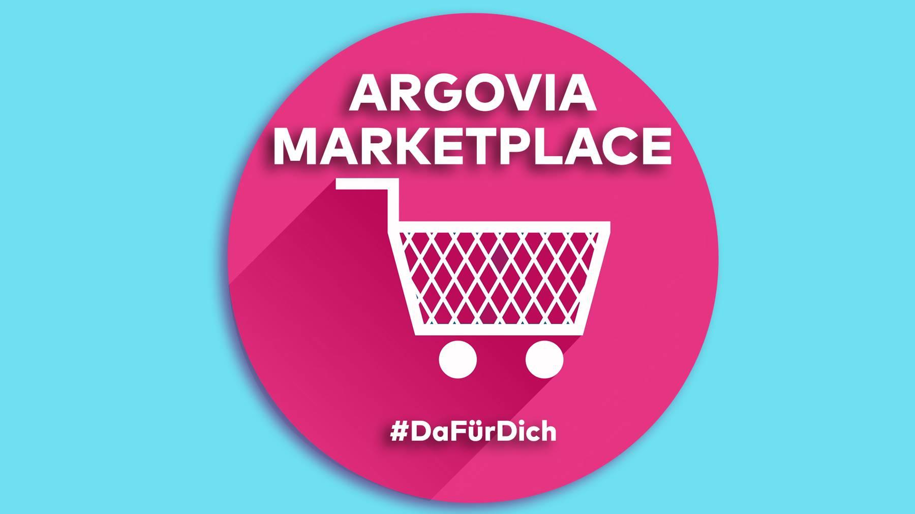 Argovia-Market-Place mit #dafürdich