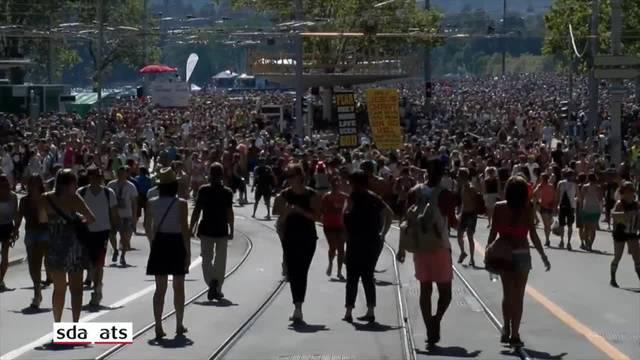 Street Parade: Wie sicher sind die Besucher?