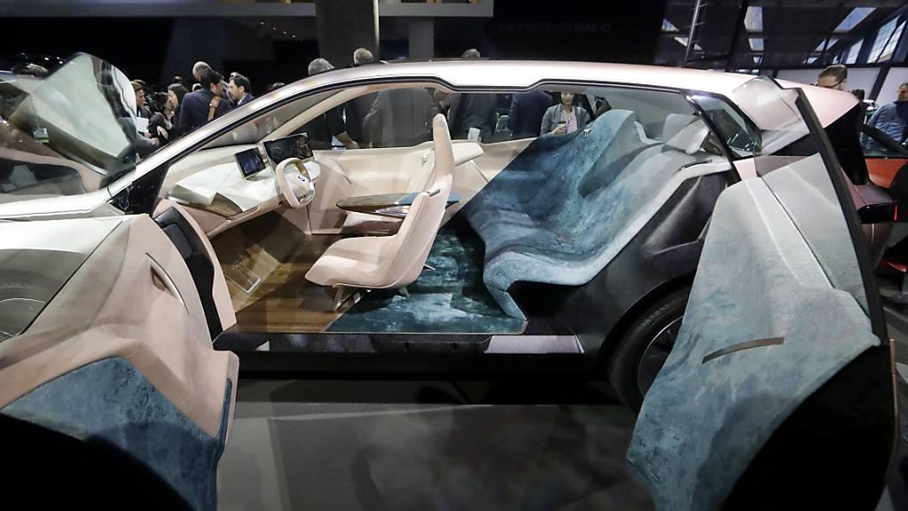 BMW für China «optimistisch» - Bis 2023 zwölf E-Autos