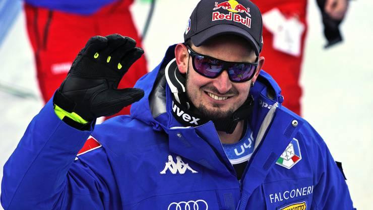 Dominik Paris ist der neue Weltmeister im Super-G.
