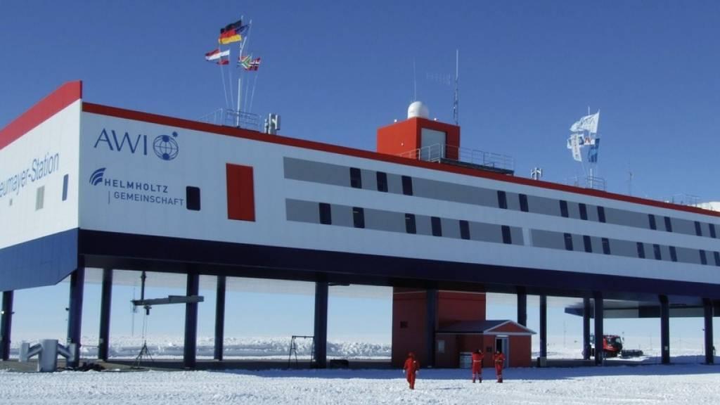 Auch Forscher in Arktis und Antarktis streiken