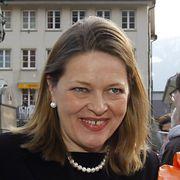 Sie ist Urner Regierungsrätin, möchte aber Bundesrätin werden: Heidi Z'graggen hat am Donnerstag ihre Kandidatur bekannt gegeben. (Archivbild)