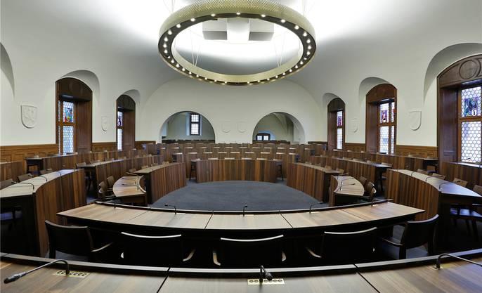 Anerkennung für den Kantonsratssaal in Solothurn.