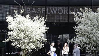 Die Baselworld eröffnet am Donnerstag.
