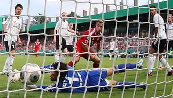 Bayern zerlegt im Cup den Viertligisten Rehdan