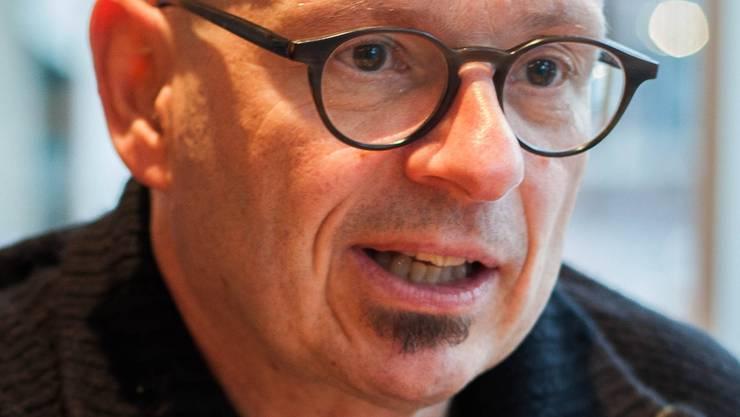 Liebt die Arbeit mit Gemeinden: Markus Leimbacher.