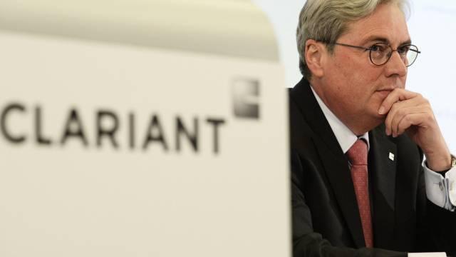 Clariant-CEO Hariolf Kottmann (Archiv)