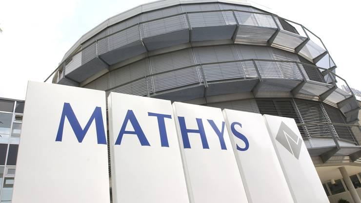 In der Mathys AG in Bettlach kommt es zu Entlassungen.