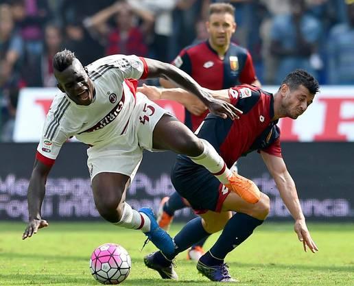 Bei Milan hofft man auf Balotelli ...